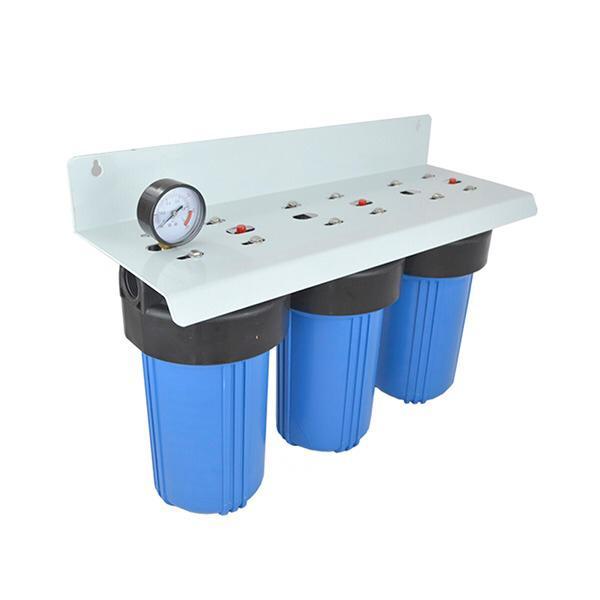 Super Filtro de agua, Triple Filtración 10'
