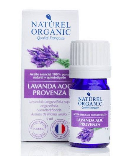 Naturel aromaterapia Lavanda